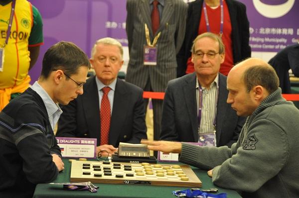 SAWMG - 2011, finał Georgiew-Valneris